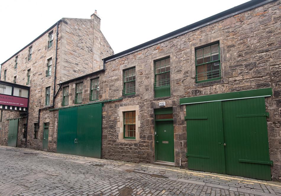 Rental Property New Town Edinburgh