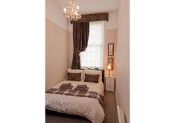 Castle View Apartment Bedroom 2