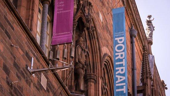 Visit the Scottish National Portrait Gallery