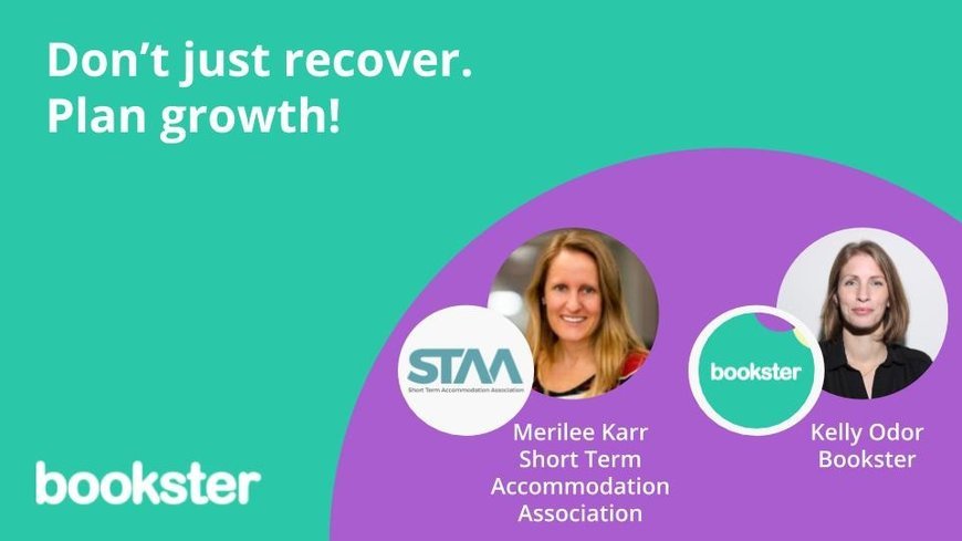 Don't just recover, plan growth. - Merilee Karr of the Short Term Accommodation Association join Kelly Odor to discuss strategies that property managers should undertake to ensure growth.