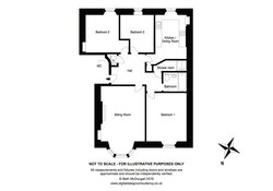 Rankeillor Street (Newington) floor plan