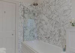 35.Marble Bathroom