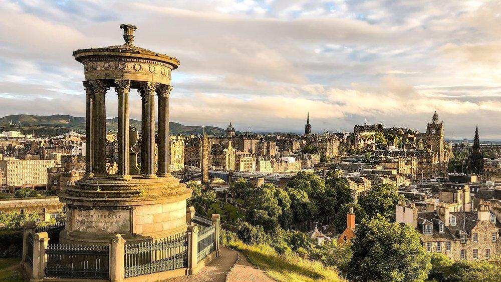 Self catering apartments in Edinburgh