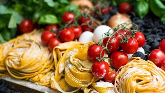 Try Italian Tagliatelle