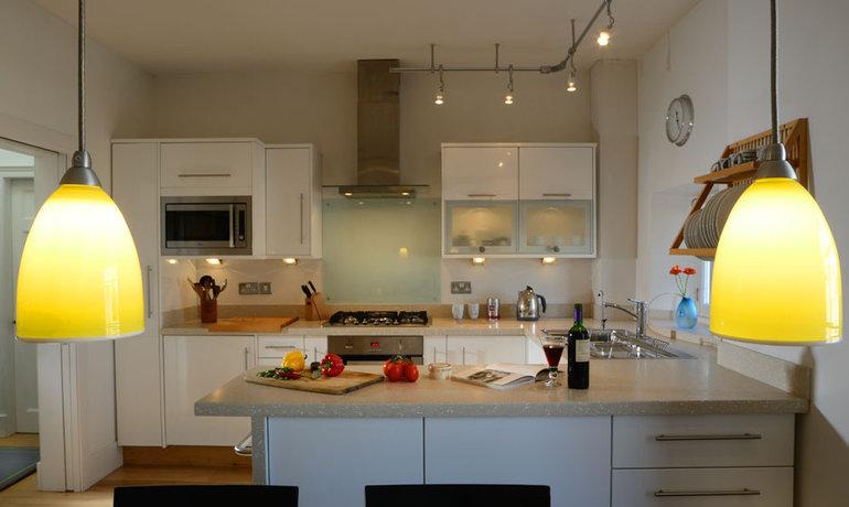 Gayfield Square - Kitchen