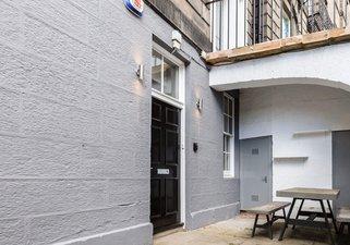 External - Courtyard