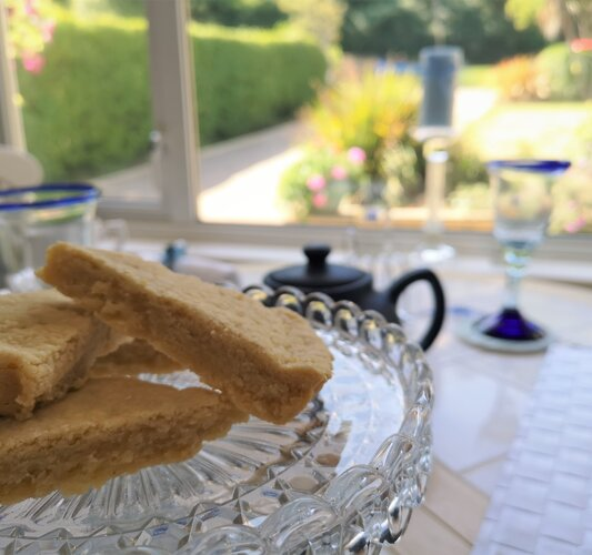 Afternoon Tea! - Godshill - Wight Holiday Lettings - Afternoon Tea!