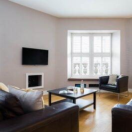 3 bedroom Edinburgh Holiday rental apartment.