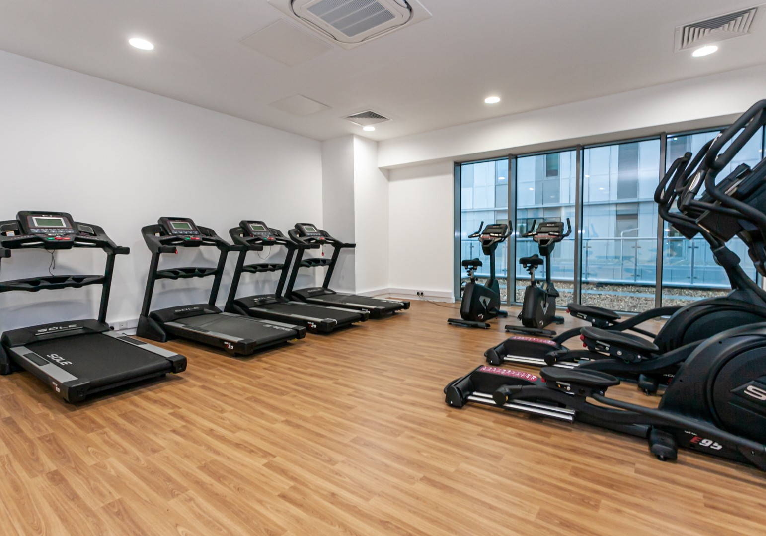Harbour City Apartment-Media city Free Gym photo 20436046