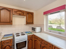 BalfourPlace-8 - Fully equipped kitchen in Edinburgh holiday let