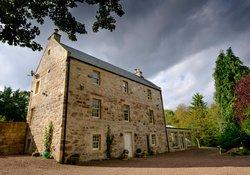The Mill House Facade