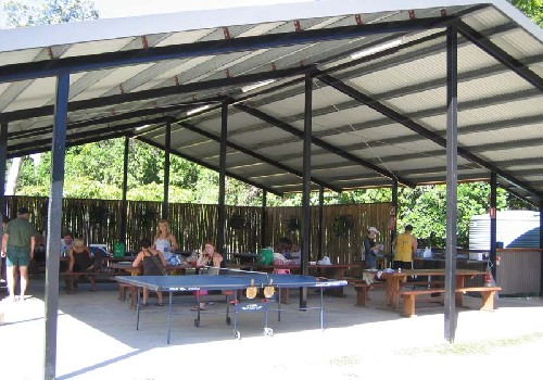 Dunk Island Holidays: Cape Tribulation Camping, Cape Tribulation, Cairns