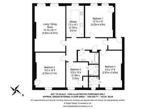 South Charlotte Street floor plan
