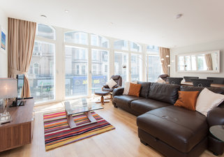 Shandwick Place Apartment 2-8