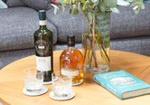 6.Coffee Table Whisky Living Area