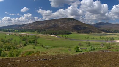 Royal Deeside from Aviemore - Royal Deeside is easy to reach from Aviemoreand offers lots to explore.