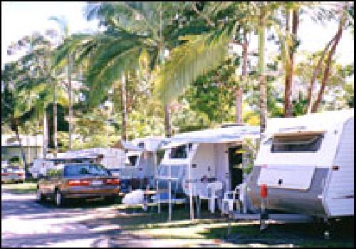 Caravan Parks Mission Beach Queensland