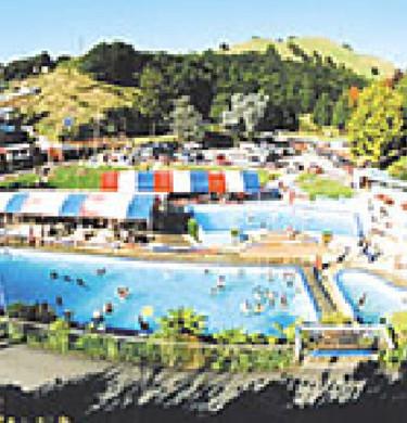 Picture of Waingaro Hot Springs, Waikato