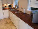 Kitchen - Large fully fitted kitchen with all mod amenities.