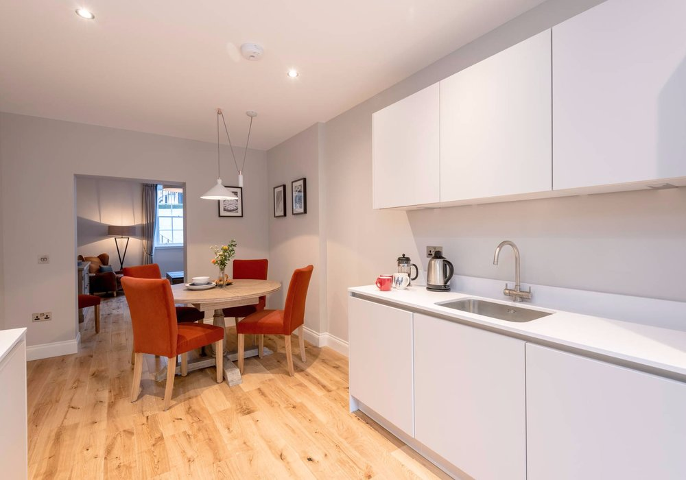 Photo of Luxury Stafford Street Apartment, West End, Edinburgh