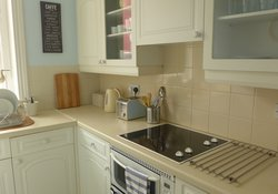 One bedroom, pet friendly seaside apartment in North Berwick