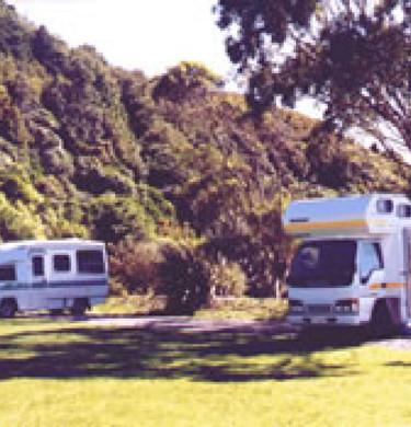 Picture of Camp Elsdon, Wellington