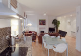 Open Plan Kitchen/Dining Room/Sitting Room
