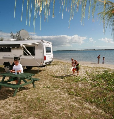 Broadwater - fun for everyone on the waterfront
