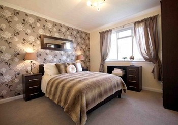 Double Bedroom - Luxurious double beds with quality mattresses for an excellent nights sleep