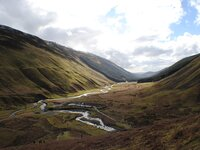 Grey Mares Tail Walk