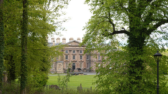 Dalkeith Country Park - Places to stay accommodation countryside Edinburgh