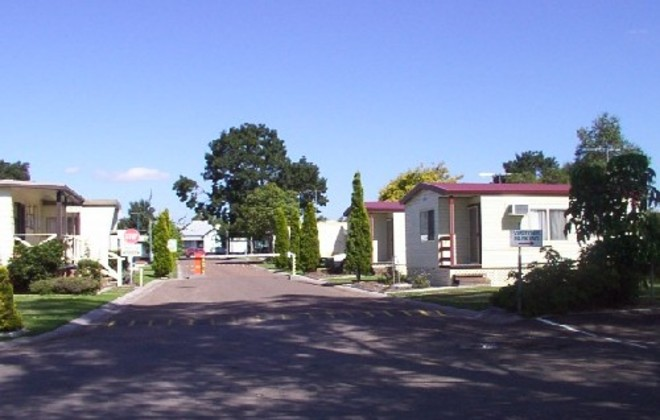 Picture of Singleton Caracourt Caravan Park, The Lower Hunter