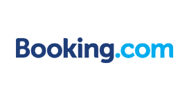 Booking.com logo - Bookster's marketing channel Booking.com