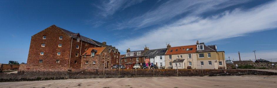 Coast Properties holiday homes in North Berwick - Stunning holiday homes in North Berwick , Gullane , East Linton, Dunbar and Edinburgh (© Coast Properties)