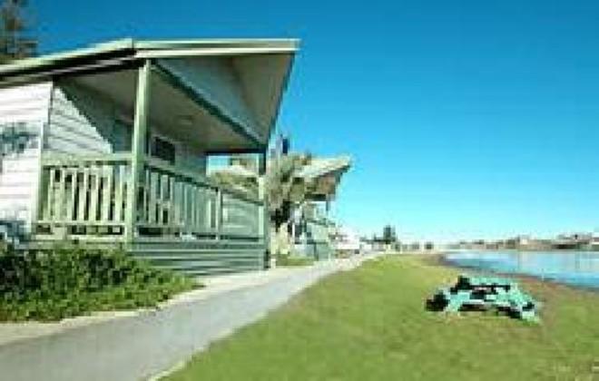 Dunleith Caravan Park, The Entrance, The Central Coast
