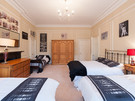 50 Shades of Grey - It works all the time.  Its fun and our guests just love it.  1 double bed and 5 single beds comfortably arranged and ample space for your large group of friends.  So many gorgeous extracts from the 50 shades new film coming to our screens on February 2015.  You saw it here first.
