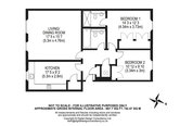 Corstorphine Apartment Floor Plan