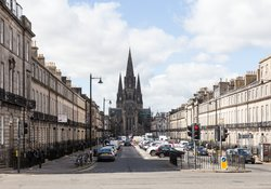 33.Local Area - West End - St. Mary's Cathedral