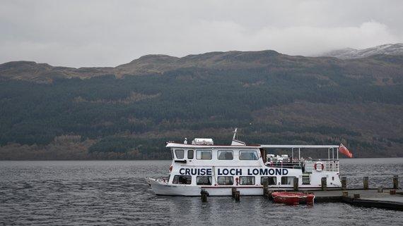 Loch Lomond Cruise