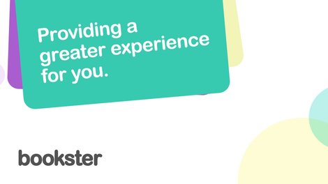 Bookster New Website - Booksters new website is designed to provide you with a better experience.