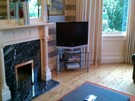 Lounge - Large flat screen T.V with Freeview and DVD Player.