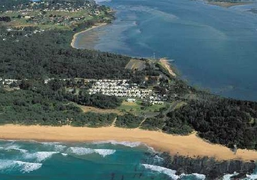 Crookhaven Heads Tourist Park, Culburra Beach, The