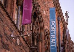 Local Area - Scottish National Portrait Gallery