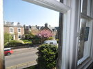 Scotland North Berwick Seaside holiday accommodation - View of Westgate from lounge