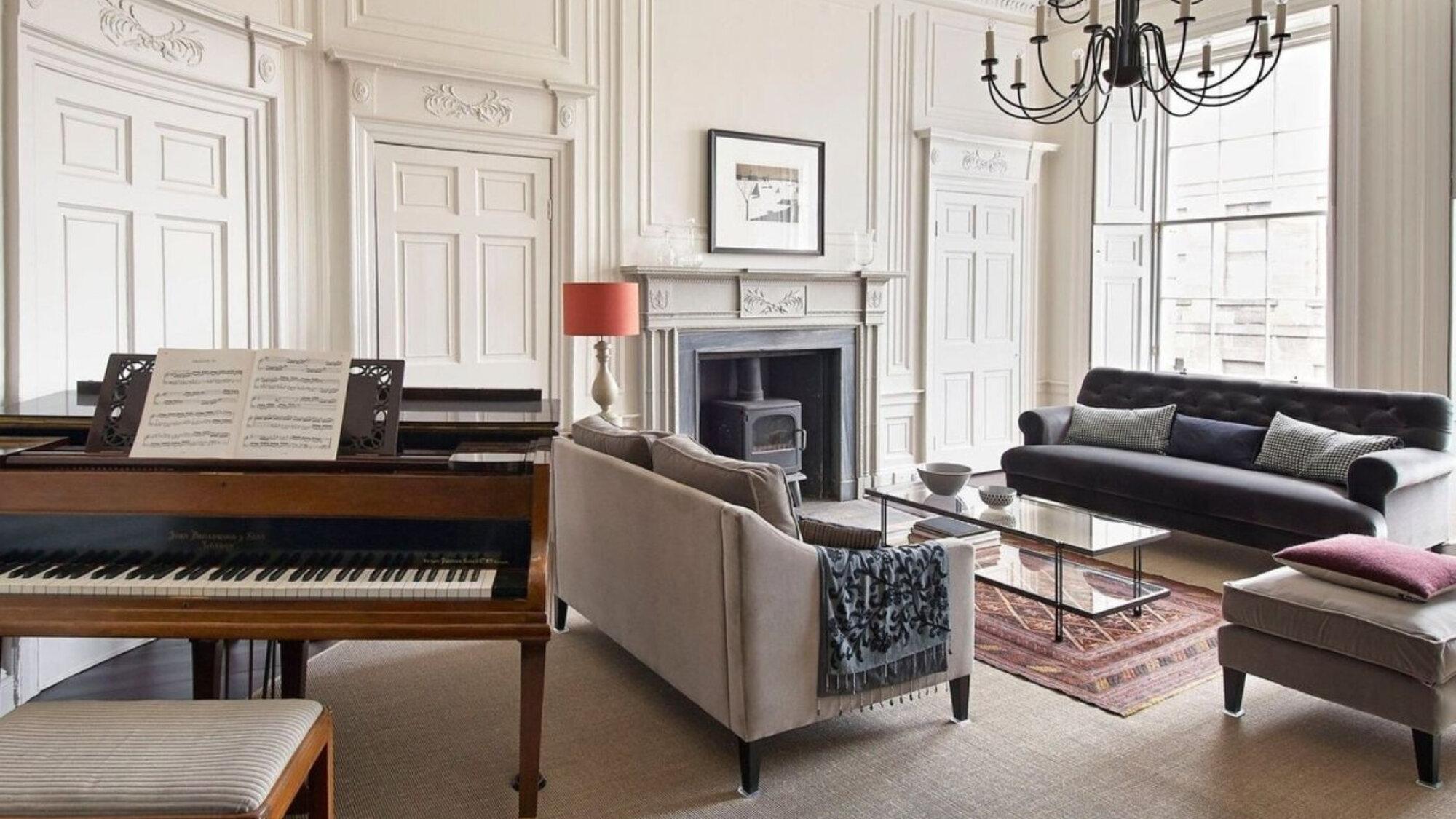 Edinburgh Accommodation Holiday let Scotland - Low res