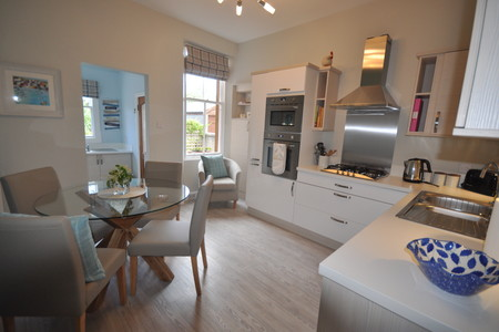 Links corner - Stunning 2 bedroom holiday apartment in Gullane