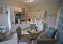 Accommodation Gullane East Lothian Scotland