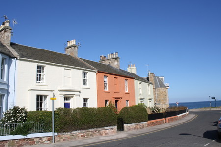 Self catering 3 bedroom house in North Berwick, East lothian, Scotland .  - Self catering 3 bedroom house in North Berwick, East Lothian, Scotland .