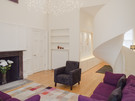 Living Area (© The Edinburgh Address)