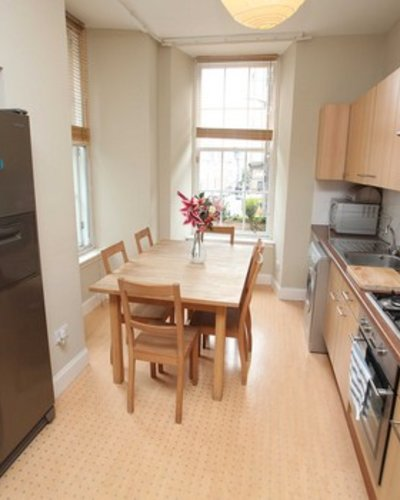 Picture of Niddry Street South 1, Old Town, 130 metres from Royal Mile, Lothian, Scotland - kitchen area